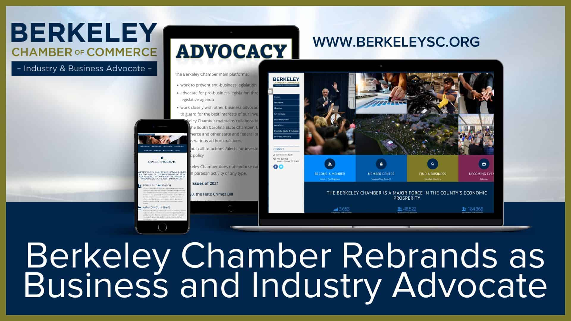 Berkeley Chamber rebrands as Business and Industry Advocate